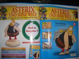 Foto 9 Sammlung : ASTERIX UND SEINE FREUNDE   1 bis 11