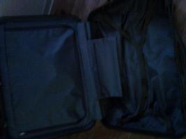 Samsonite hardtschalenkoffer silber groß mit rollen und verst- tragegriff  60€
