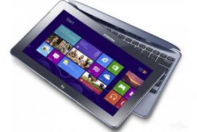 Samsung ATIV Smart PC XE500T1C A01 Windows 8 Tablet