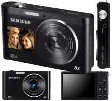 Foto 5 Samsung DV300F Dual View 2 LCD Monitore WLAN 16.0 MP