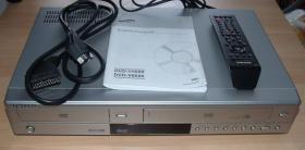 Samsung DVD-V 5600 DVD-Player/ Videorekorder silber