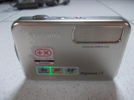 Foto 3 Samsung Digimax I5 Kompaktkamera
