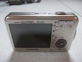 Foto 4 Samsung Digimax I5 Kompaktkamera