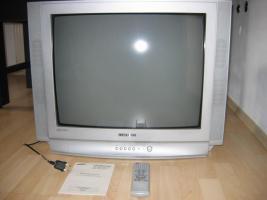 Samsung Fernseher 68cm Silber