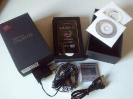 Foto 2 Samsung Galaxy I9000 Handy NEU u. OVP