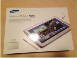 Samsung Galaxy Note 10.1 LTE GT-N8020 in Weiß