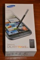 Samsung Galaxy Note 2 GT-N7105 LTE titanium grey  16GB Smartphone Neuware mit Rechnung  Ohne Simlock Note2