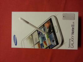 Foto 2 Samsung Galaxy Note II LTE 16 GB - Marble White (Ohne Simlock) NEU&UNGEÖFFNET ohne Vertrag OVP Versiegelt