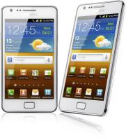 Samsung Galaxy S II I9100 wei�