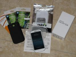 Samsung Galaxy S III - Weiss - 16 GB