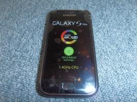 Foto 2 Samsung Galaxy S Plus Handy in metallic black NEU mit OVP