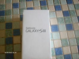 Samsung Galaxy S3 16 GB Weiß Neu Originalverpackt ohne Sim/Netlook
