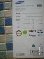 Foto 3 Samsung Galaxy S3 16 GB Weiß Neu Originalverpackt ohne Sim/Netlook
