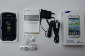 Samsung Galaxy S3 mini GT-I8190. Metallic Blue. Ohne SIM-Lock