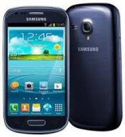 Samsung Galaxy S3 mini UMTS, Android Smartphone 8.0 GB blau
