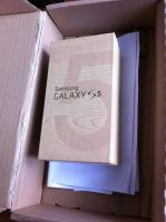 Samsung Galaxy S5, wei�, originalverpackt