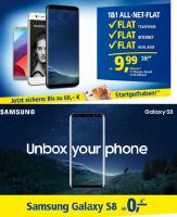 Samsung Galaxy S8  1&1  Smartphones ab 0, –€!* + bis zu 60, –€ Startguthaben