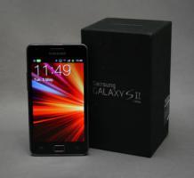 Samsung Galaxy SII (I9100) NEU!!