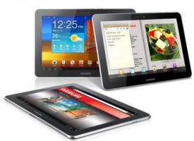 Samsung Galaxy Tab 16GB - refurbishte Ware