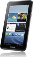 Samsung Galaxy Tab 2 7.0 WiFi , Tablet PC mit Google Android, 17.8 cm (7.0'') Display, Auflösung 1024 x 600, 8 GB Speicher, silber