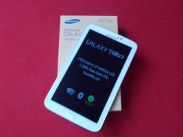 Samsung Galaxy Tab3 7'' WIFI 8GB, neu und in weis !!!