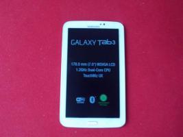 Foto 2 Samsung Galaxy Tab3 7'' WIFI 8GB, neu und in weis !!!