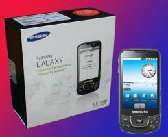 Samsung Galaxy i7500 Amoled Display 8GB