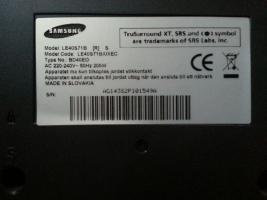 Foto 5 Samsung LCD TV 40 Zoll