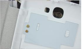 Foto 8 Samsung N7100 Galaxy Note2 Leather CASE/Hülle mit NFC Chip