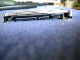 Foto 2 Samsung Netbook 320 GB Festplatte