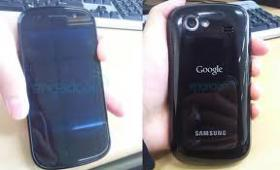Samsung Nexus S I9020 Handy