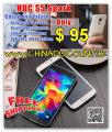 Samsung S5 styled HDC Spark Phone only $ 96 � free shipping - Video-Test
