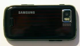 Foto 2 Samsung S8000 Jet rose black  - Touchscreen DEFEKT