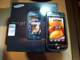 Samsung S8000 jet rose black 5 Monate alt