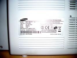 Foto 6 Samsung SCX-4521 FR, Multifunktionsdrucker