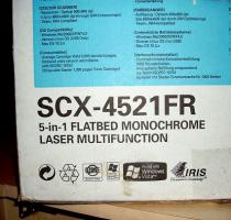 Foto 8 Samsung SCX-4521 FR, Multifunktionsdrucker