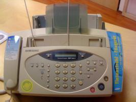 Samsung SF-3100T Fax/Kopierer/Telefon/Anrufbeantworter