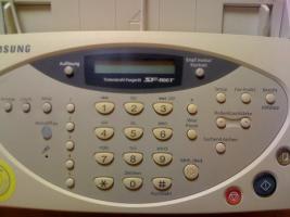 Foto 2 Samsung SF-3100T Fax/Kopierer/Telefon/Anrufbeantworter