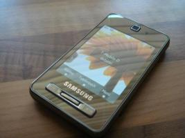 Foto 2 Samsung SGH F480i NEU + OVP + Garantie & Rechnung NP 189 €