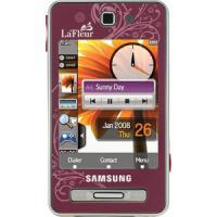 Samsung SGH-F480i Scarlet Red Original