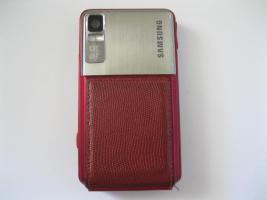 Foto 2 Samsung SGH-F480i, Touch Screen Wertkartenhandy, Freigeschaltet für alle Netze.