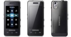 Samsung SGH-F490 Touchscreen-Handy, 5 MP Kamera, Garantie uvm.