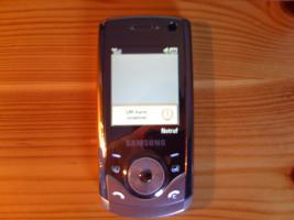 Foto 2 Samsung SGH U700 Silber