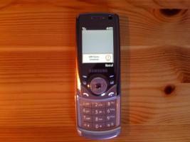 Foto 3 Samsung SGH U700 Silber