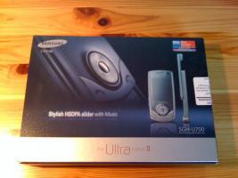 Foto 6 Samsung SGH U700 Silber