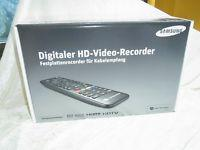 Samsung SMT-C7200 Digitaler HD Festplattenrecorder 320 GB NEU