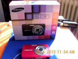 Foto 2 Samsung ST30 Digitalkamera 10,1Megapixel Garantie
