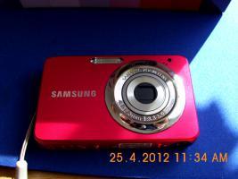 Foto 3 Samsung ST30 Digitalkamera 10,1Megapixel Garantie