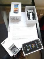 Foto 2 Samsung Wave 3 S8600 Smartphone, NEU, ohne Simlock, ohne Branding  Preis: 230 EUR VB