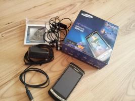 Samsung i8910HD Branding und Simlock frei 8MP